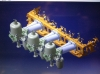 3D scan of inlet manifolds
