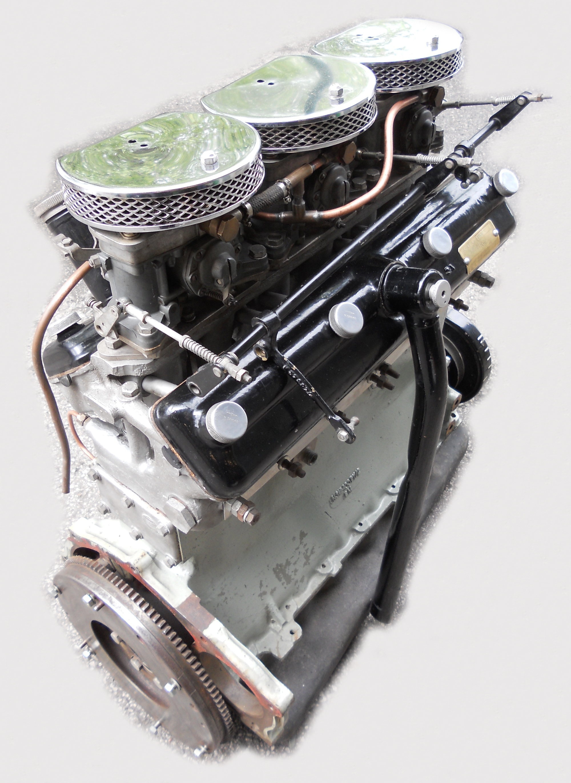 For Sale Bristol 100 B2 Race Engine Inracing
