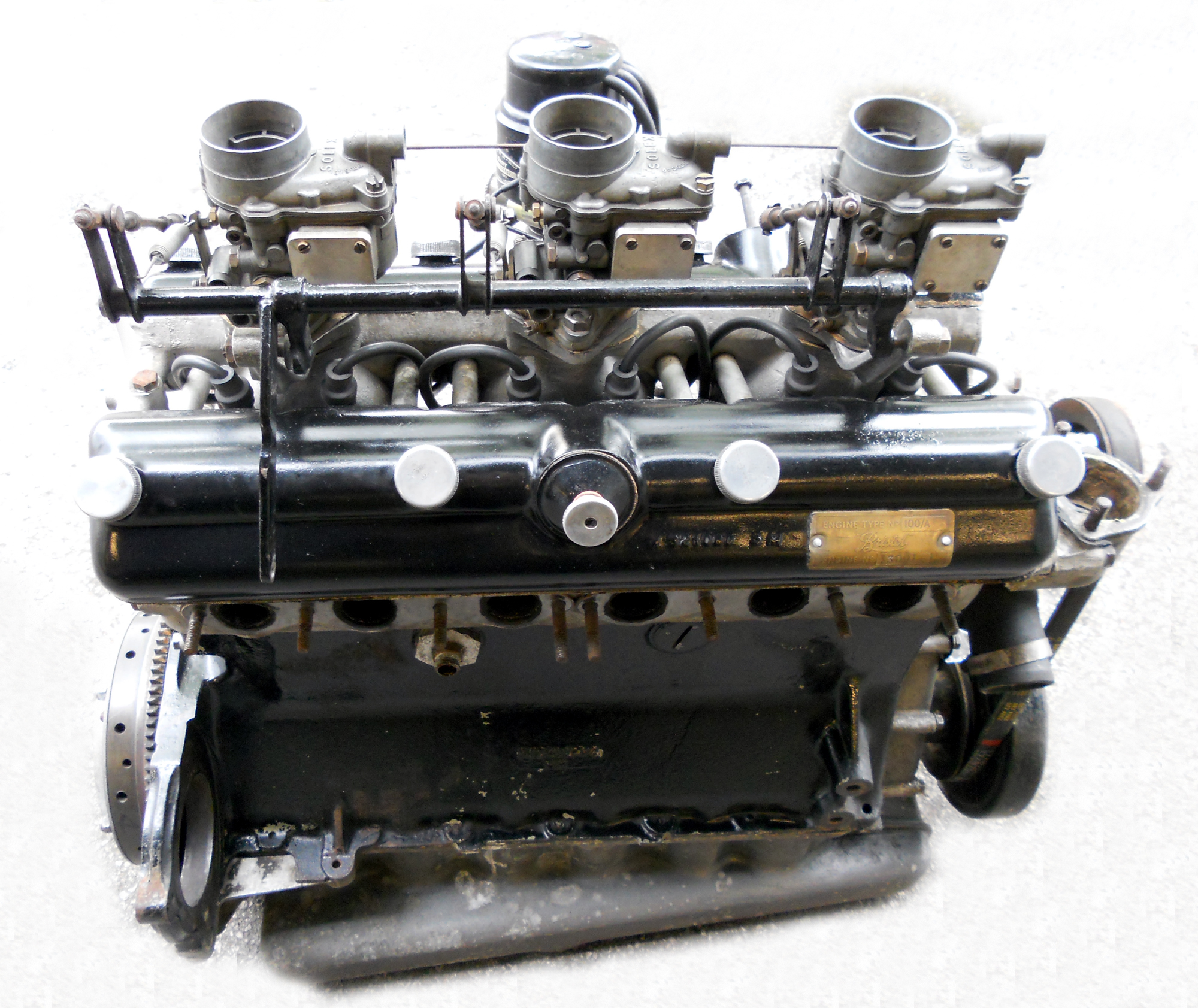 For Sale Bristol 100 B2 Engine Inracing