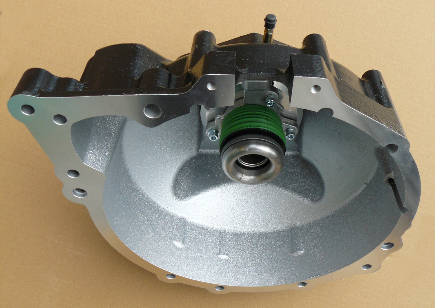 Sprint Car Bell Housing : Pattern design and manufacture for sand casting inracing