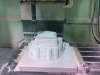 CNC machining to use as a fixture.