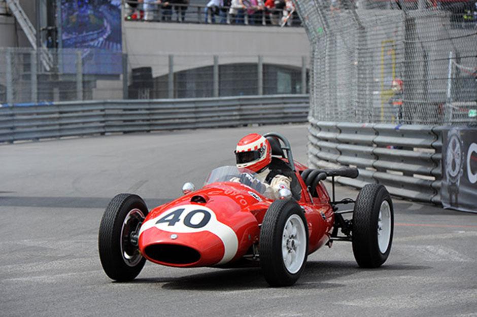 Cooper Maserati Monaco 2012