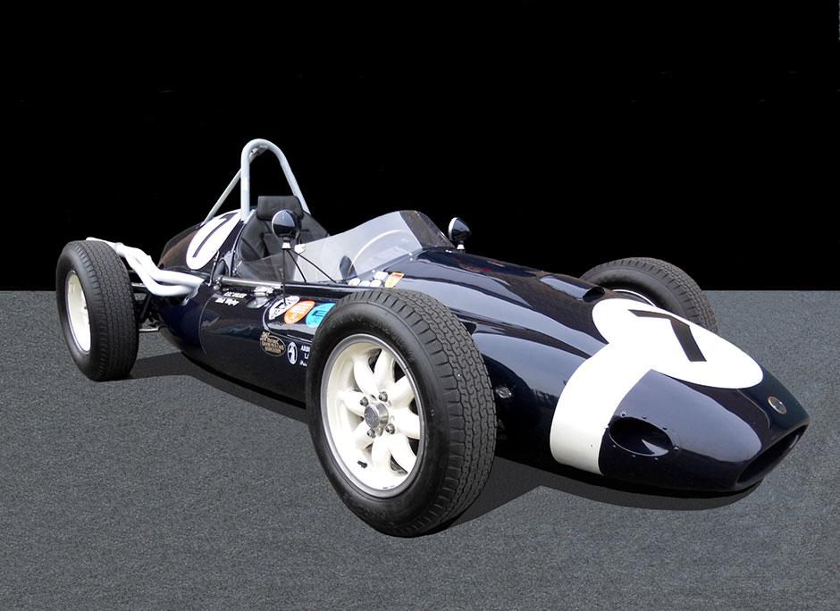 Cooper T51 Front