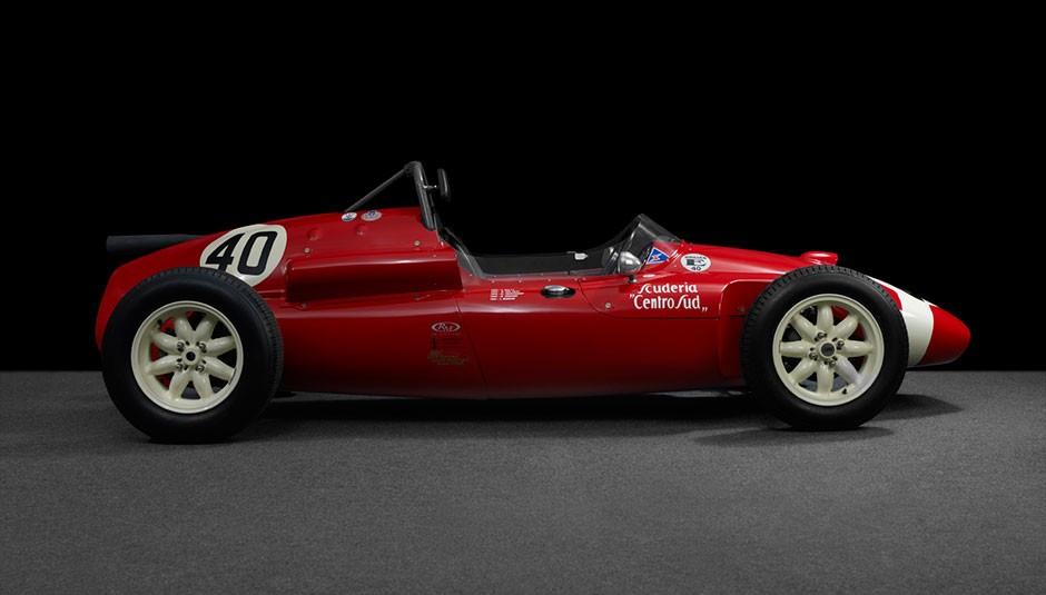 Maserati T51 Side