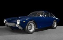Ferrari Lusso Front