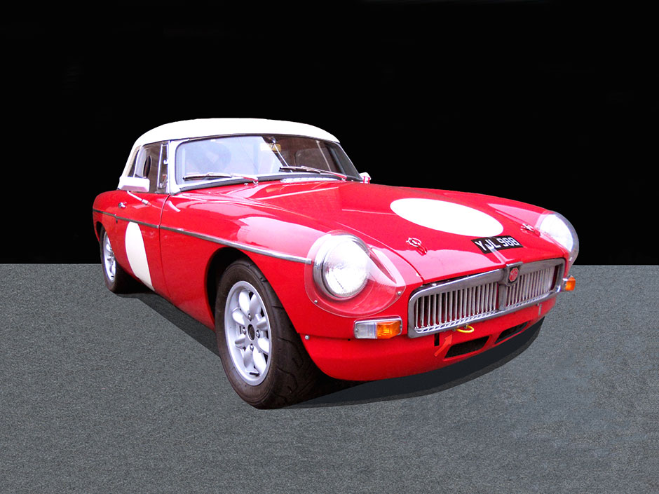 MGB Front
