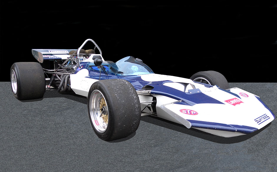 Surtees TS8 Front