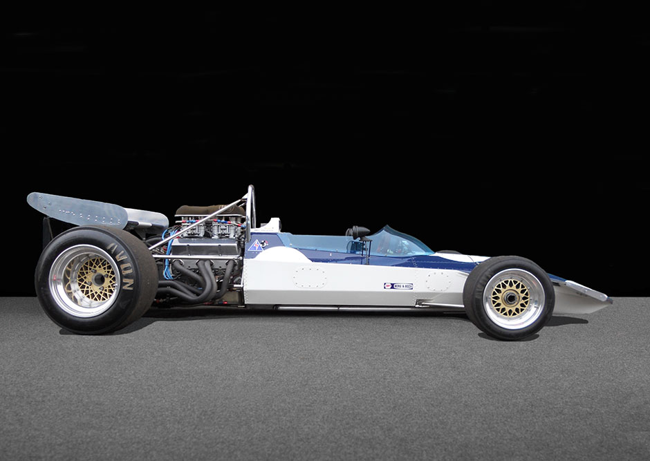 Surtees TS8 Side