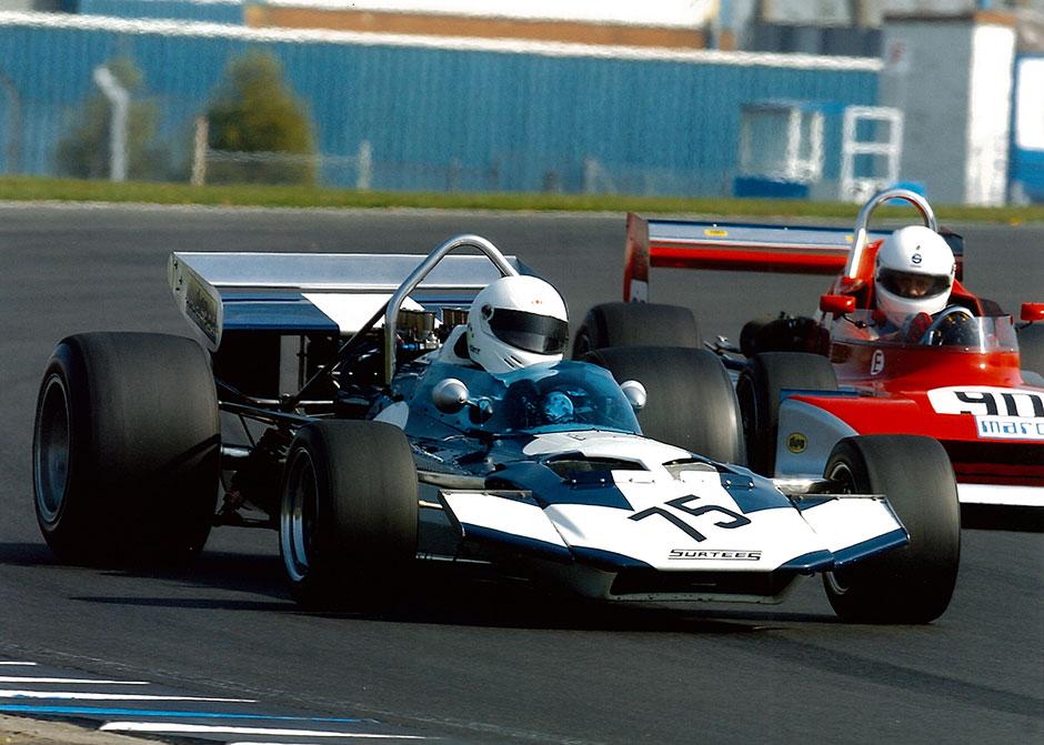 Surtees TS8