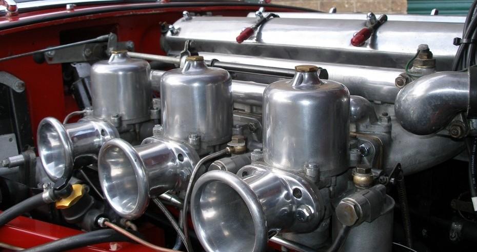 E Type Carburettors